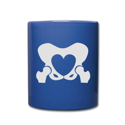 Love Your Hips Logo - Full Colour Mug