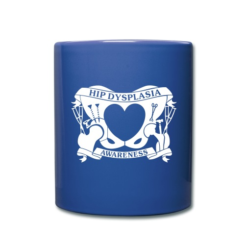 Hip Dysplasia Awareness - Full Colour Mug