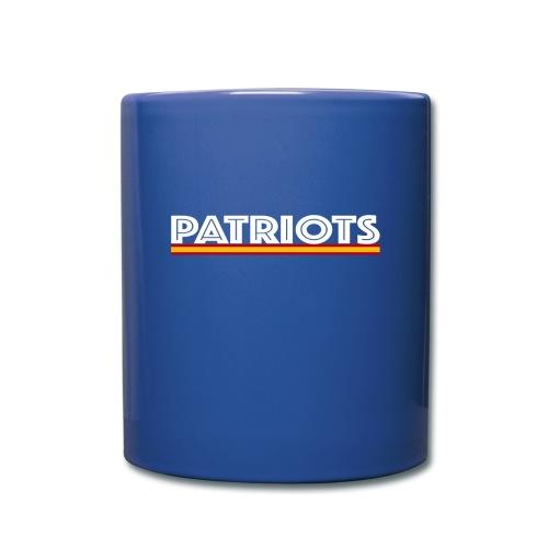 patriots esp 02 blanco - Taza de un color