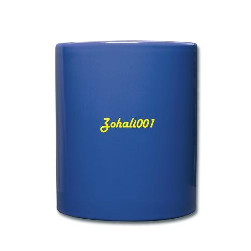Zohali001 - Enfärgad mugg