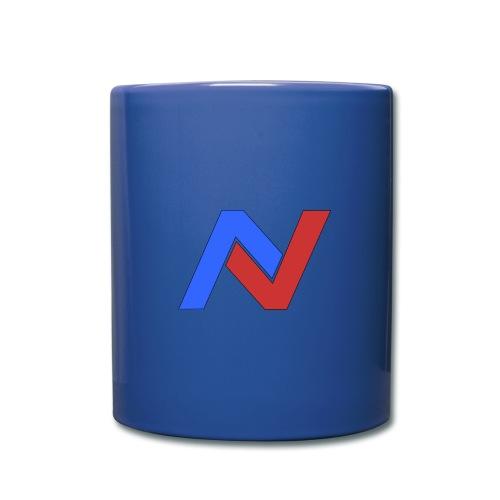 Noby N-Logo Merch - Tasse einfarbig