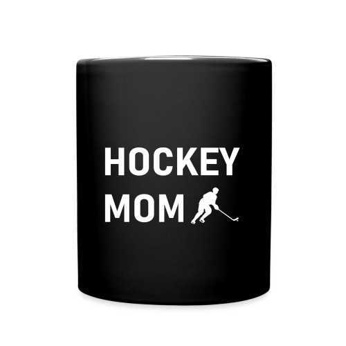 Hockey Mom - Tasse einfarbig
