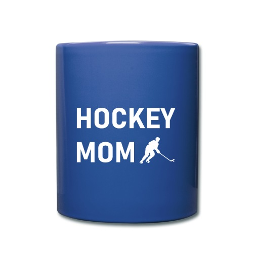 Hockey Mom - Tasse einfarbig