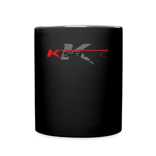 Kisa Logos 3 - Tasse einfarbig