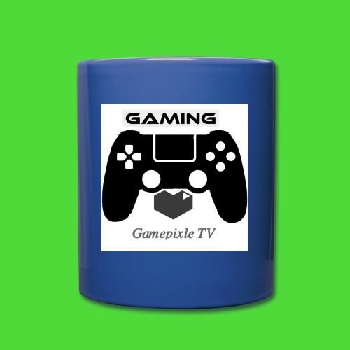 Gamepixle-Merch - Tasse einfarbig