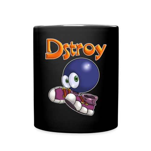 Dstroy - Blue Boodies - Full Colour Mug
