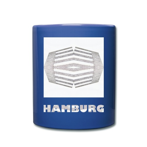 Hamburg #2 - Tasse einfarbig