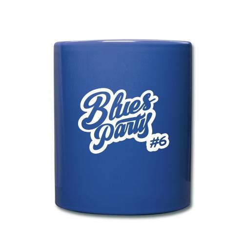 2-LOGO-BLANC-BLUES-PARTY- - Mug uni