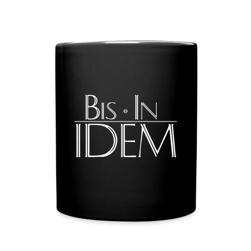 bis in idem WHITE png - Mug uni