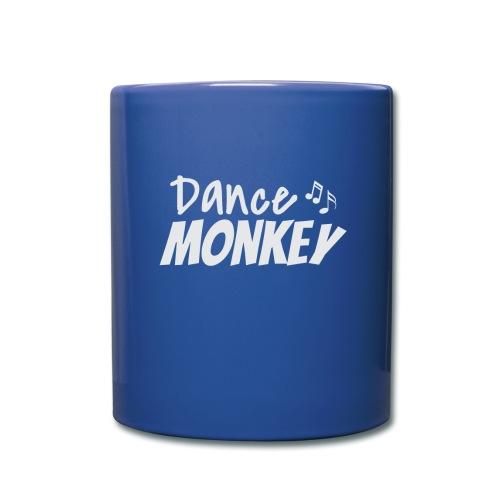 Dance Monkey Party T-Shirt zum tanzen gehen - Tasse einfarbig