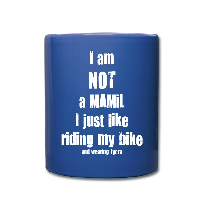 Not a Mamil