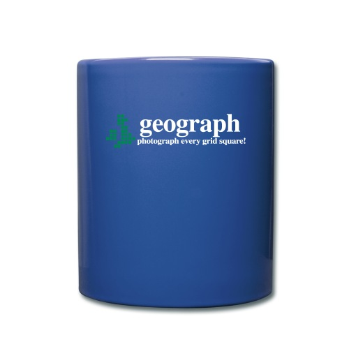 Geograph Britain&Ireland - Full Colour Mug