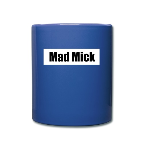 Mad Mick's Merchandise - Full Colour Mug
