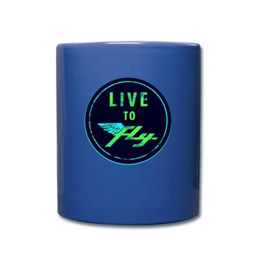 LIVE TO FLY - Mug uni