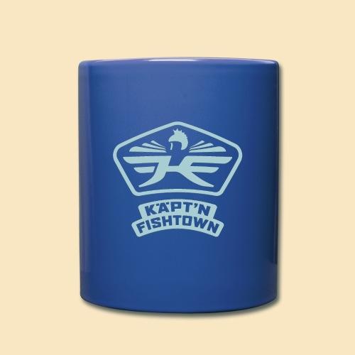 Käpt'n Fishtown - Tasse einfarbig