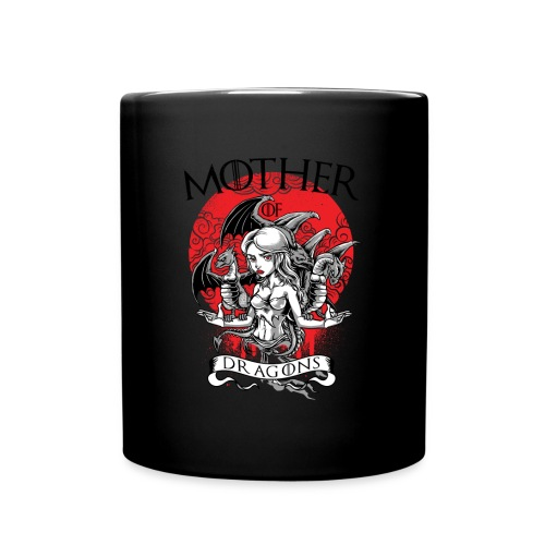 mother-of-dragons - Full Colour Mug
