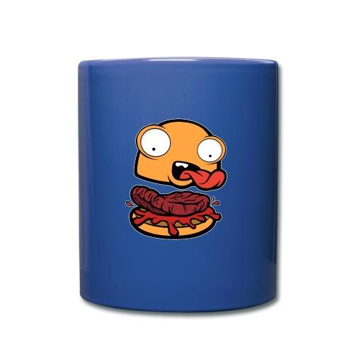 Crazy Burger - Taza de un color