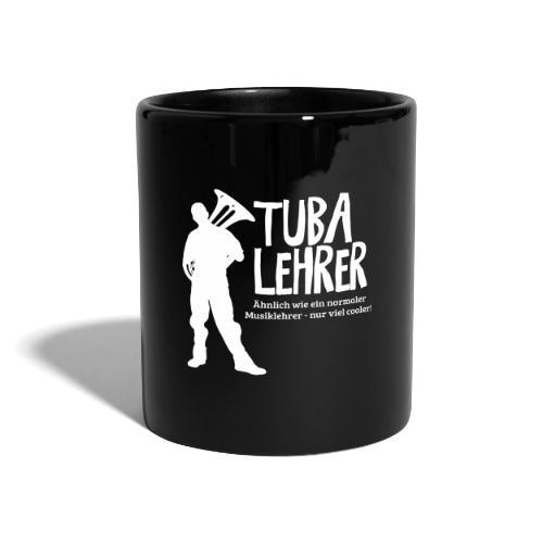 Tuba Lehrer | Tubist - Tasse einfarbig