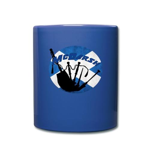 Logo McDarsh - Mug uni
