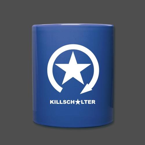 KILLSCHALTER Logo 7KS01 - Tasse einfarbig