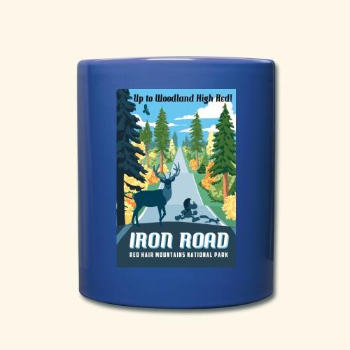Iron Road - Tasse einfarbig