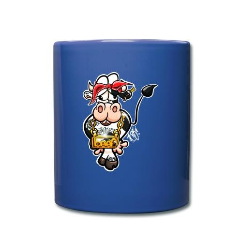 Thug Cow / Gangster Kuh - Tasse einfarbig