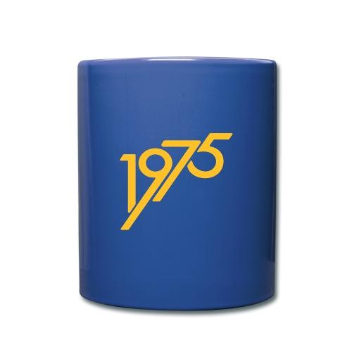 1975 future - Tasse einfarbig