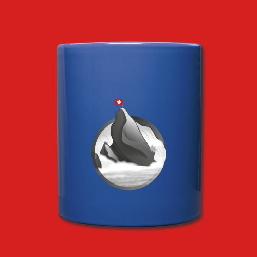 Rheinfall - Tasse einfarbig