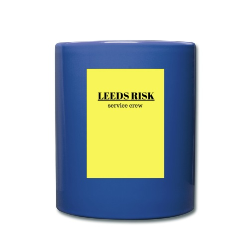 leeds risk - Full Colour Mug