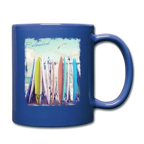 Surfs up - Tasse einfarbig
