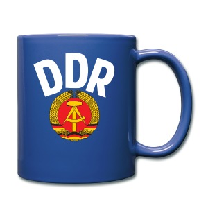 DDR - German Democratic Republic - Est Germany - Full Colour Mug
