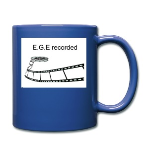 E-G-E_recorded_Prod - Tasse einfarbig