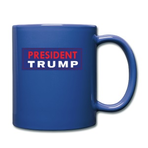 President Trump - Full Colour Mug