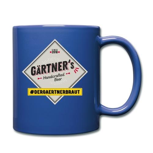 dergaertnerbraut - Tasse einfarbig