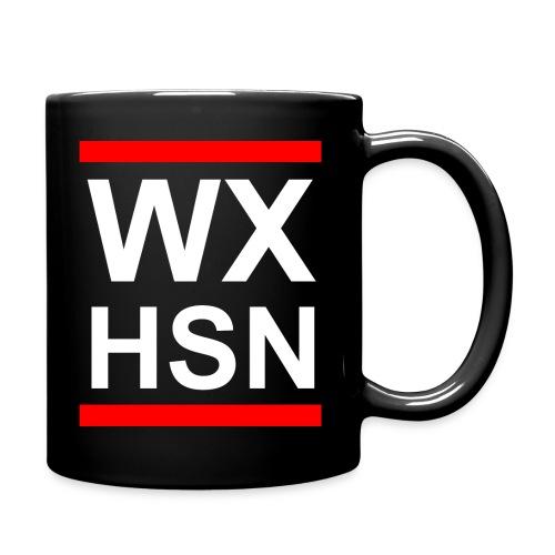 WXHSN-Wixhausen - Tasse einfarbig