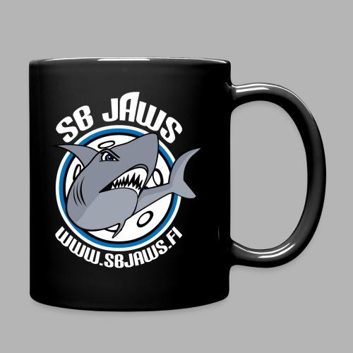 SB JAWS - Yksivärinen muki