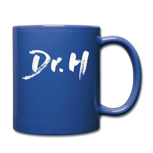 Sweat femme col bateau Dr. H - Mug uni