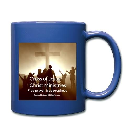 Cross of Jesus Christ - Full Colour Mug