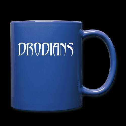 DRODIANS WHITE - Full Colour Mug