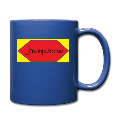 Jasonpczocker Design für gelbe Sachen - Tasse einfarbig