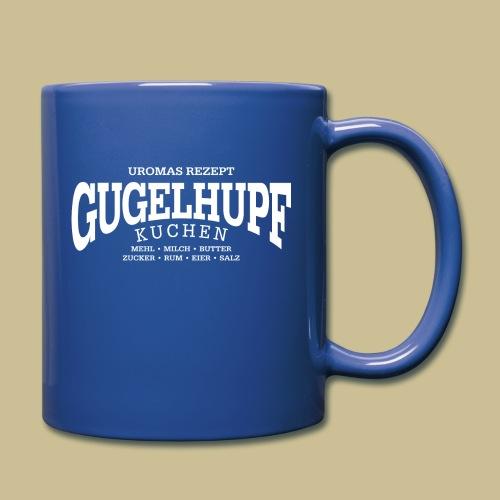 Gugelhupf (white) - Tasse einfarbig
