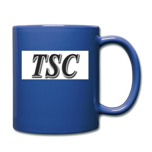 TSC Black Text - Full Colour Mug