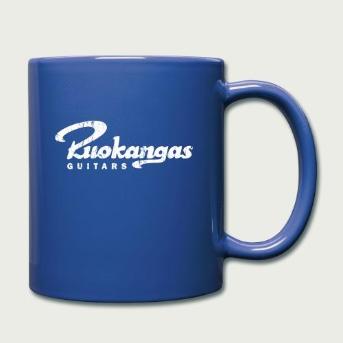 RuokangasGuitars white - Full Colour Mug