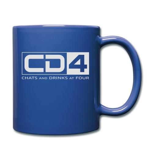 cd4 logo dikker kader bold font - Mok uni
