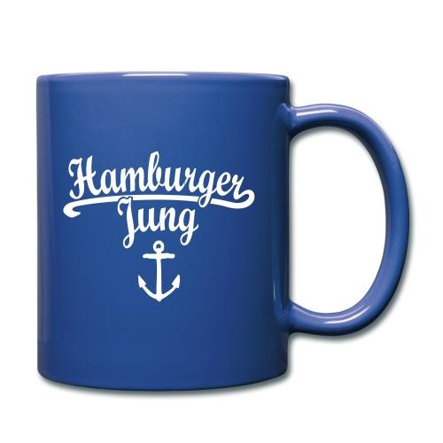 Hamburger Jung Klassik Hamburg - Tasse einfarbig