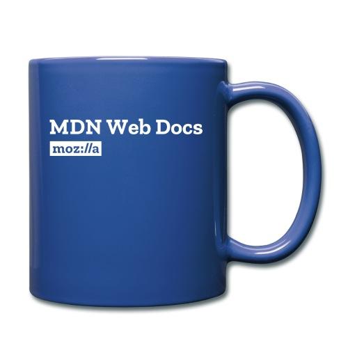 MDN Web Docs Logo - Full Colour Mug