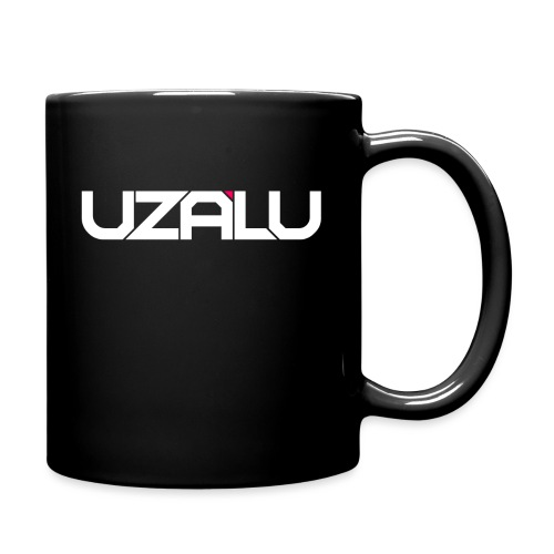 uzalu Text Logo - Full Colour Mug