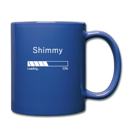 Shimmy Loading ... White - Full Colour Mug