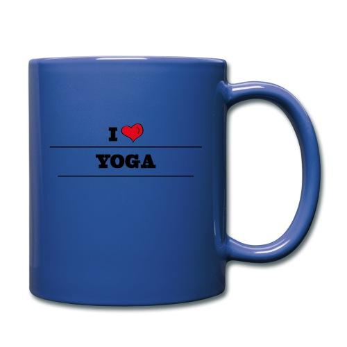 I ❤️ YOGA - Mug uni