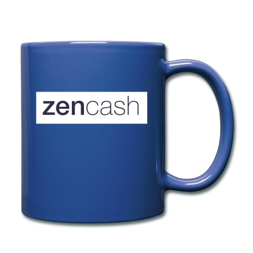 ZenCash CMYK_Horiz - Full - Full Colour Mug